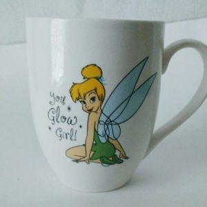 Disney Tinkerbell You Glow Girl coffee Mug